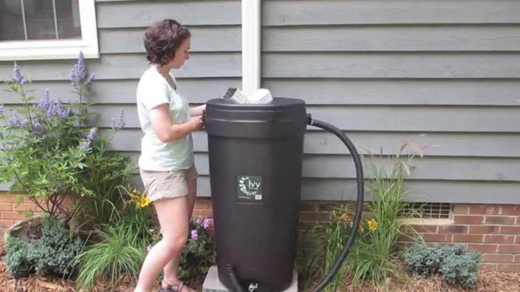 best rain barrel