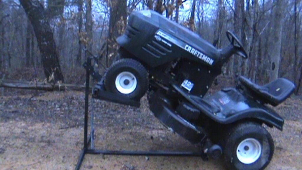 Lawnmower Lift