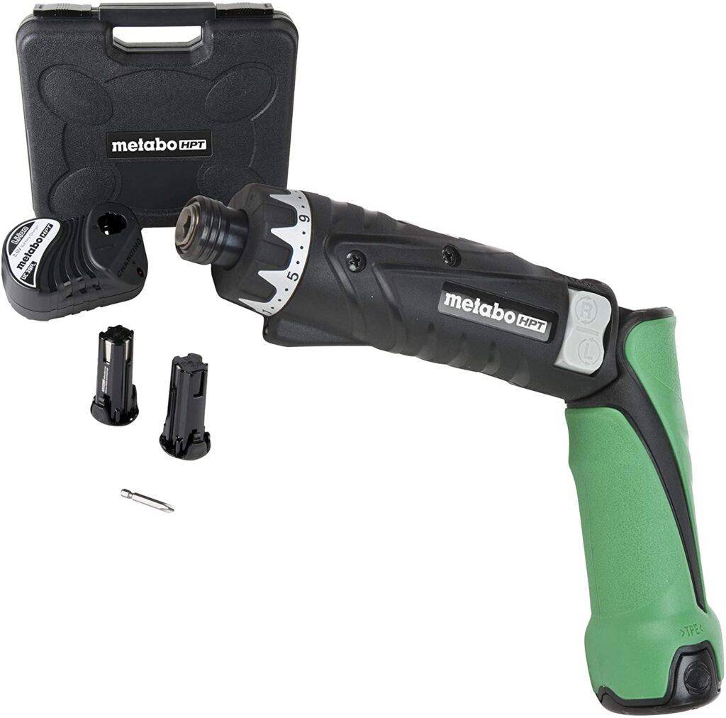 Metabo HPT DB3DL2 Cordless Screwdriver Kit
