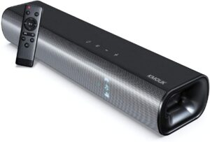 Soundbar, KMOUK TV Sound Bar, Bluetooth 5.0