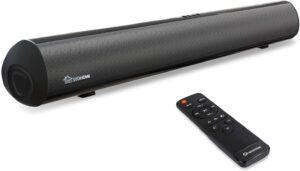 Wohome Soundbar S9920, TV Sound Bar With Bluetooth And 3D Surround Sound