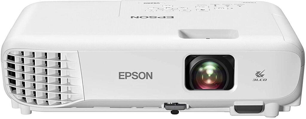 Epson EB X05 XGA V11H839040 3LCD Projector (White)