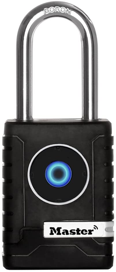 Outdoor Personal Use Bluetooth PadLock By Master