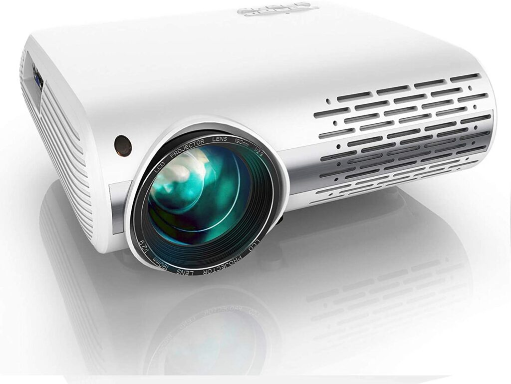 YABER Y30 Native 1080P Projector 8000L Full HD Video Projector 1920 X 1080