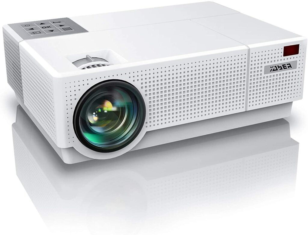 YABER Y31 Native 1920x 1080P Projector 8000L Upgrade Full HD Video Projector