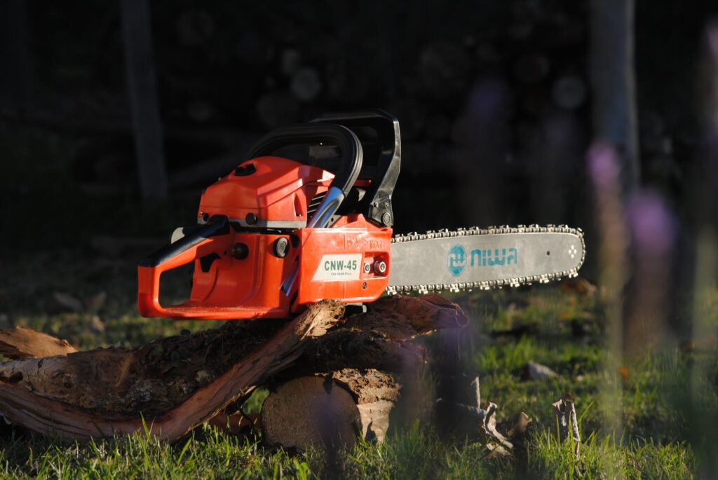 Chainsaw Image