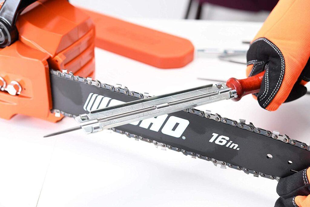 Chainsaw Sharpening Tricks