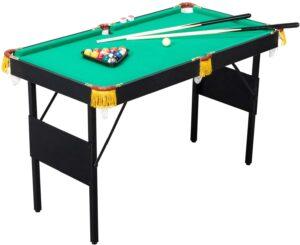 Pexmor 47 Inches Fold Mini Pool Table